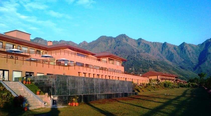 The most luxurious buildings in Jammu and Kashmir