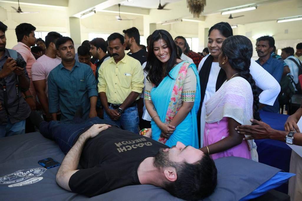 Varalaxmi Sarathkumar Womens Day Celebrations Stills