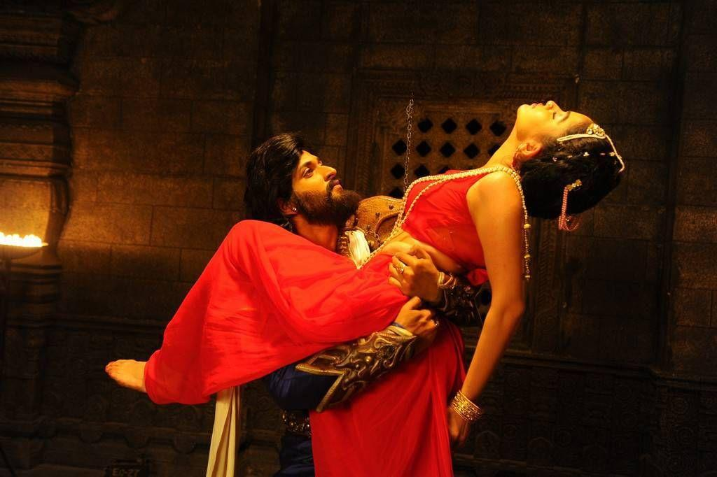 Varun Sandesh Rayala Haram Telugu Movie Stills