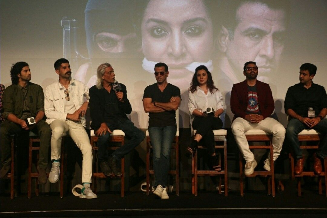 Web Series HOSTAGES Special Screening