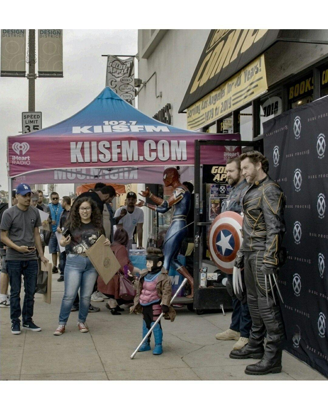 X-Men Day at Los Angeles