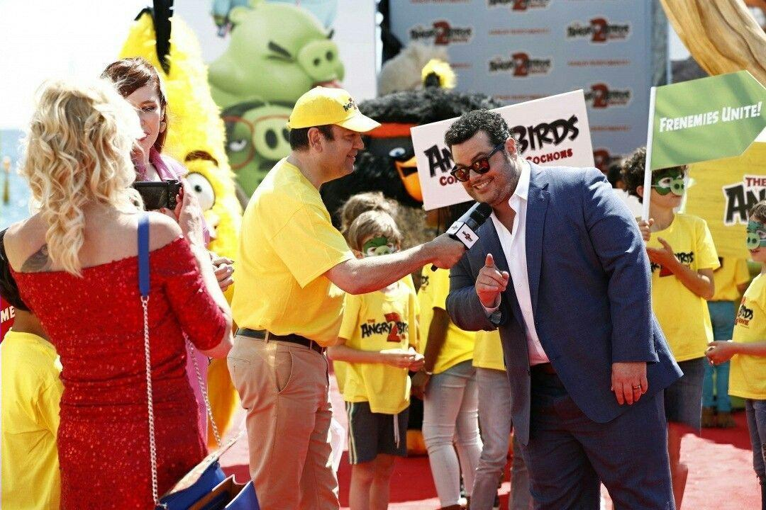 Angry Birds 2 Cannes Events