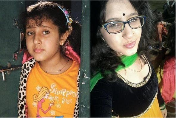 Child Actors Then And Now Female
