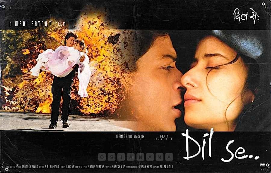Celebrating 21st Anniversary Of Dil Se Rare And Unseen Photos Set 2