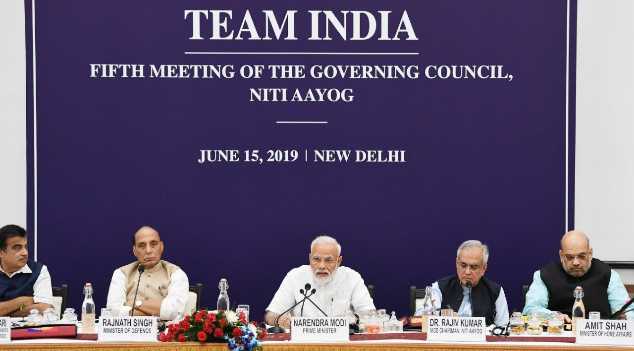 FIFTH MEETING OF THE GOVERNING COUNCIL PHOTOS