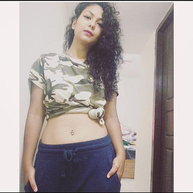Goes Viral: Actress Aditi Myakal Unseen Hot Bikini Instagram Photos