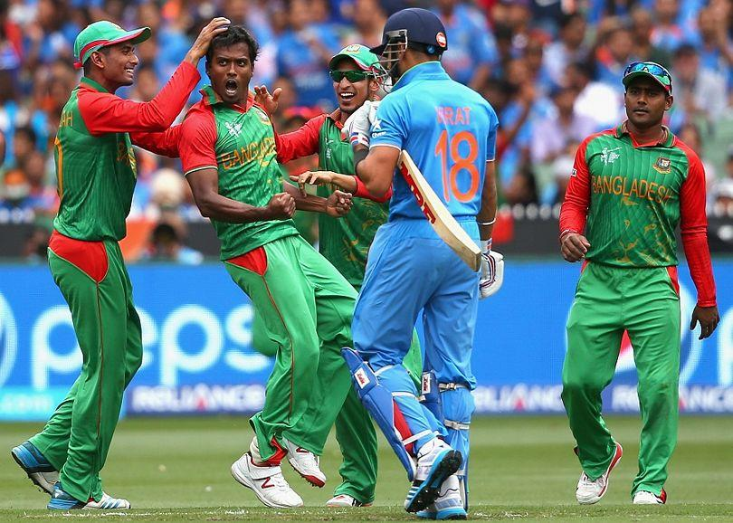 bangladeshi cricket essay The game of cricket is played on a large oval-shaped ground each team comprises of eleven players after the toss players of one team go in for batting and the players of the other team bowl in turn.