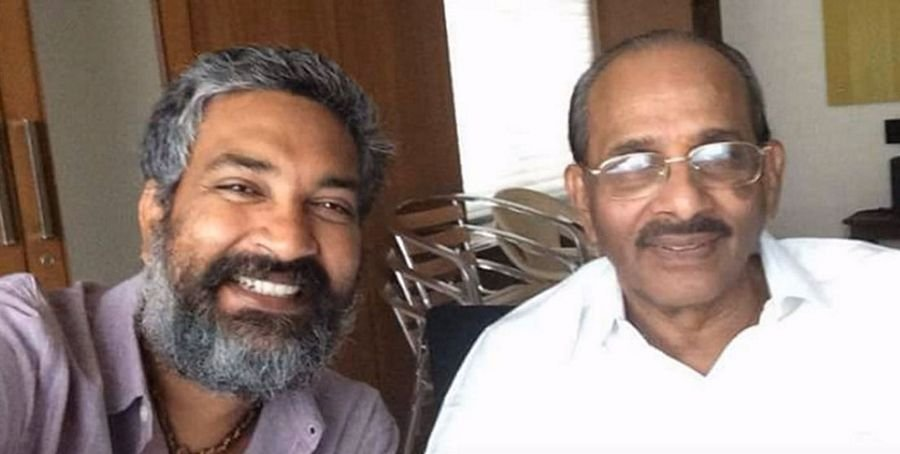 Birthday Special: Rajamouli NEVER SEEN Photo Pictures