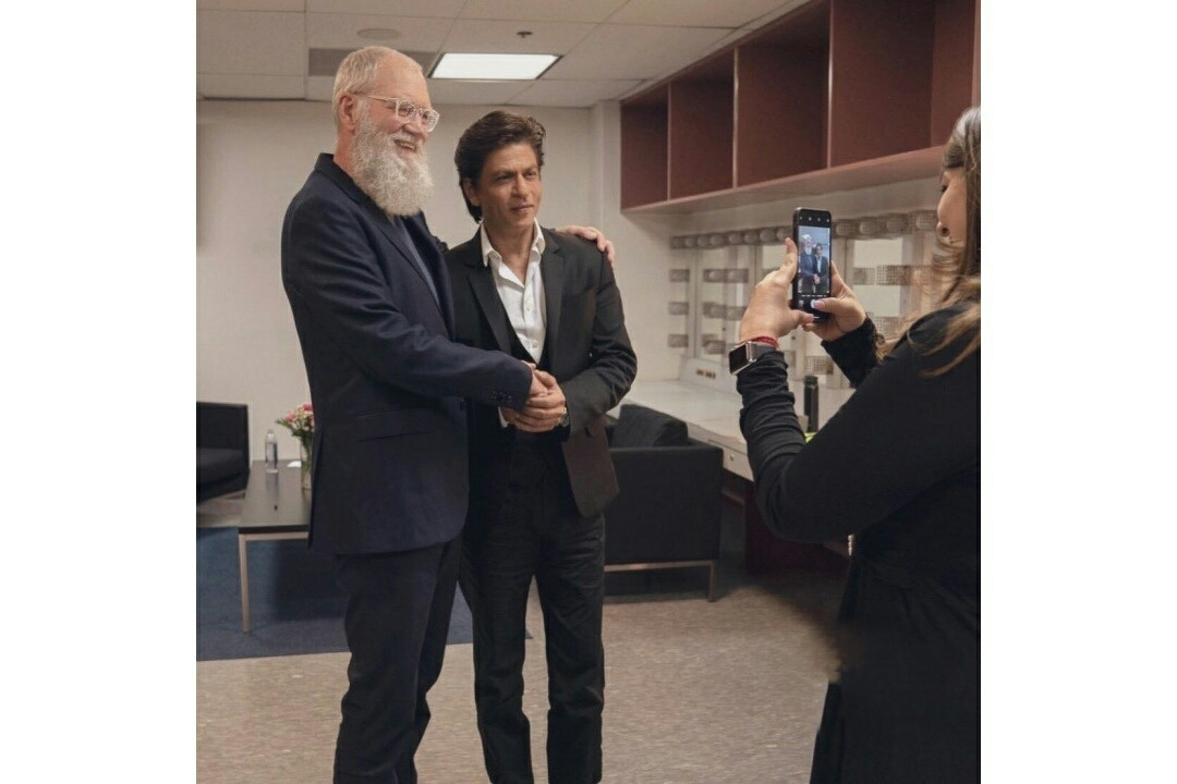 Shah Rukh Khan Latest New picture