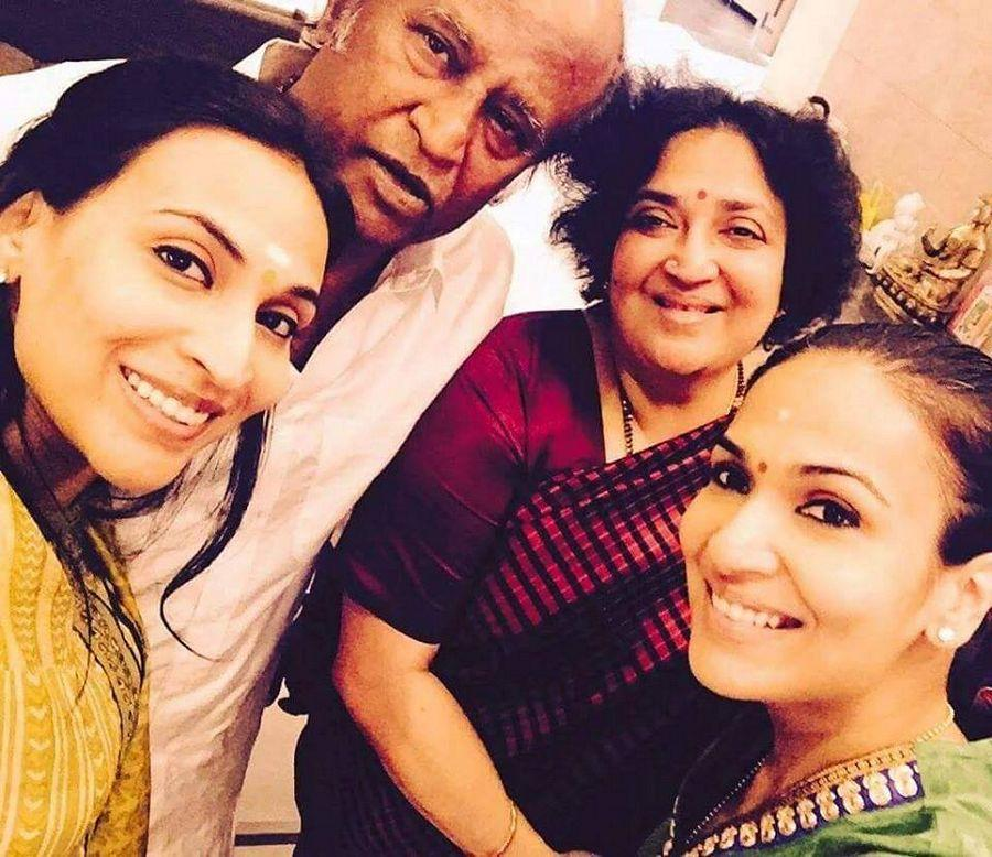 South Indian Actors With Their Family UNSEEN Photos