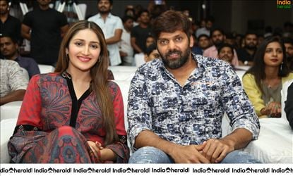 Actor Arya And Sayyeshaa Seen Together And They Look Gorgeous Set 1