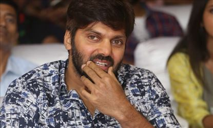 Actor Arya Latest Photos