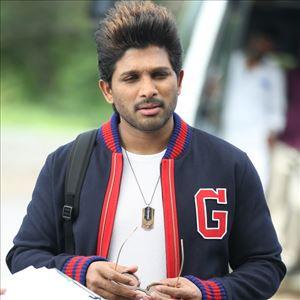 Allu Arjun latest Pics