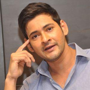 Mahesh Babu interacts with media Photos