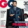 Prabhas on the cover of GQ Magazine January 2018