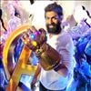 Rana Daggubati in the promotions of Avengers Infinity War in Hyderabad