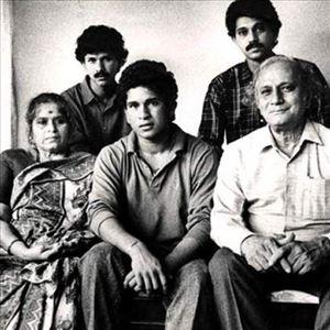 Sachin Tendulkar Rare & Unseen Childhood Photos