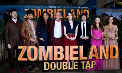 Abigail Breslin at Zombieland Double Tap Premiere in Westwood CA Set 4