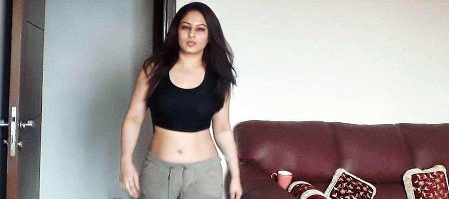 Actress Nikesha Patel Rare & Unseen Photos Stills