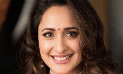 Actress Pragya Jaiswal Latest Stills in Red Saree