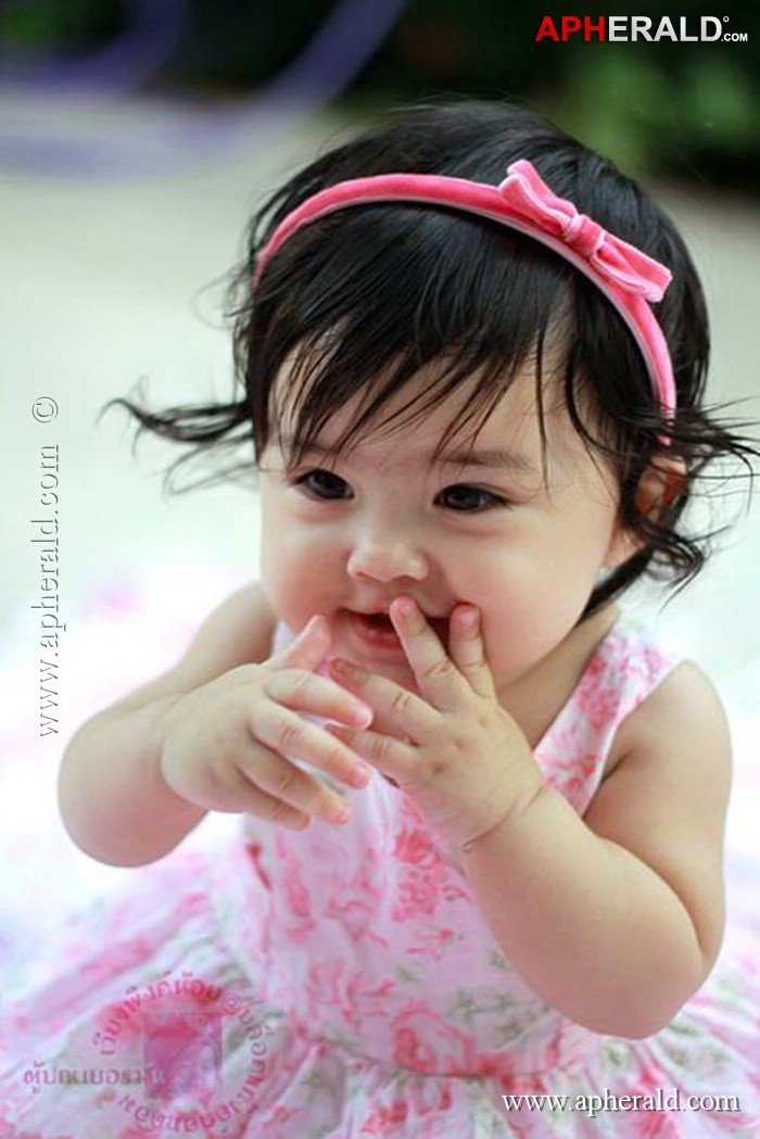 Cute Baby Girl Photos