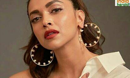 Deepika Padukone Hot And Stylish In These Photoshoot