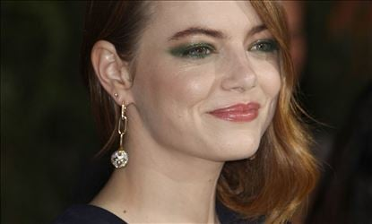 Emma Stone at Zombieland Double Tap Premiere in Westwood CA Set 2