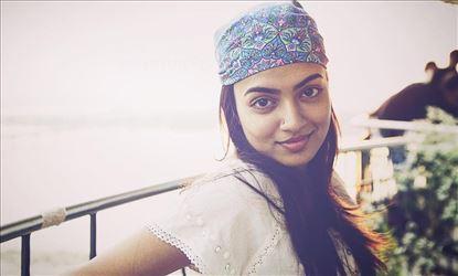 Indian film actress Nazriya Nazim Latest Stills