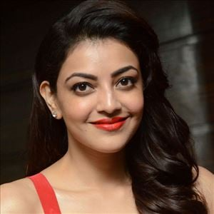 Kajal Agarwal dazzles in this red outfit for Ponds Talc event Photos