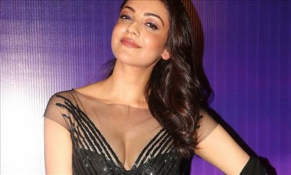 Kajal aggarwal Big Cleavage Show Hot Photos As A Treat For Sore Eyes