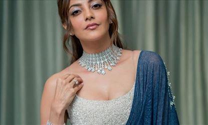 Kajal Aggarwal Teasing Temptation By Wearing Hot Saree