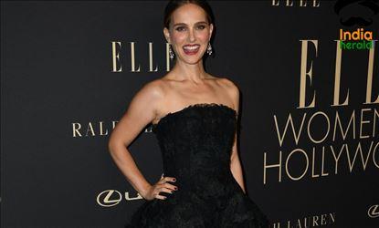 Natalie Portman at ELLE Women In Hollywood Beverly Hills Set 3