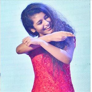 Priya Prakash Varrier UNSEEN Photos Goes Viral on Social Media