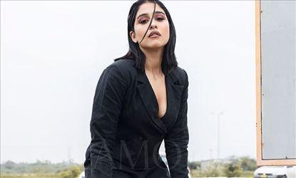Regina Cassandra Hot Photoshoot for LAMORE Magazine