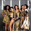 Supermodel Of India Retunites For Elle Magazine Photoshoot