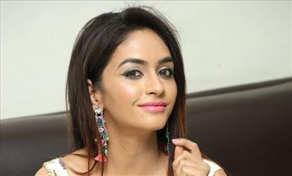 Telugu Actress Pooja Sree Hot Photos in White Dress