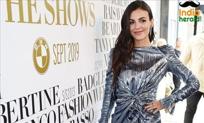 Victoria Justice Too Hot in Short Skirt at NYFW The Shows Set 2