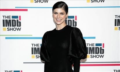 Alexandra Daddario At The IMDB Show In Studio City