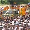Atal Bihari Vajpayee's Final Journey Photos