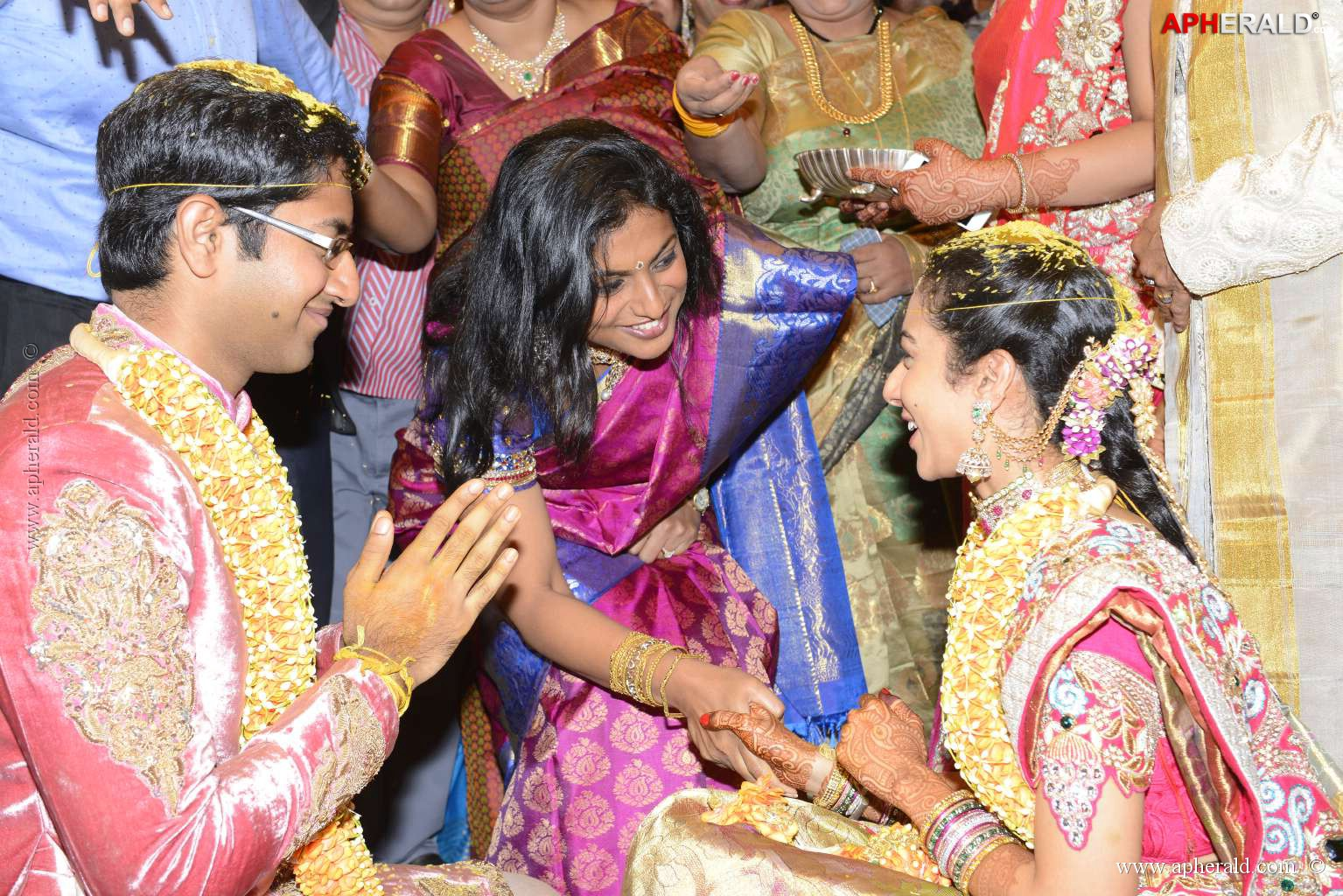 EXCLUSIVE Jagapathi Babu Daughters Marriage Highlights