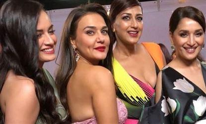 Celebs at 63rd Jio Filmfare Awards 2018 Photos