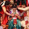 Celebs at Parthiban's daughter Keerthana wedding Photos