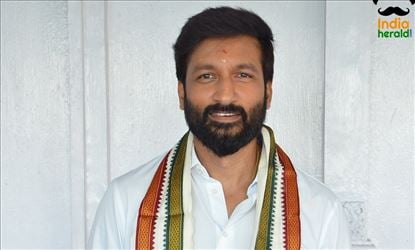Gopichand And BVSN Prasad SVCC 26th Film Shoot Started Set 3