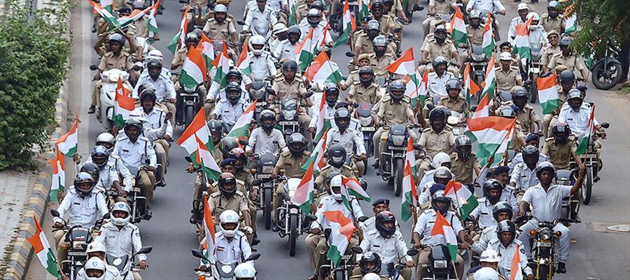 India Celebrates Independence Day 2018 Photos