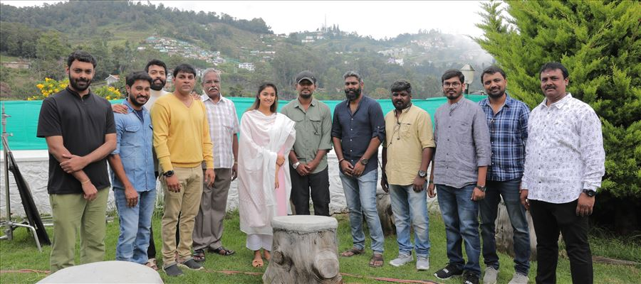 Keerthy Suresh 24 Shooting Begins At Kodaikanal