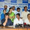 MAA Association PressMeet on Sri Reddy Photos