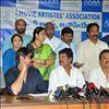 MAA Association PressMeet on Sri Reddy Photos