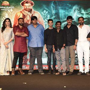 Petta Telugu Pre Release Event Photos