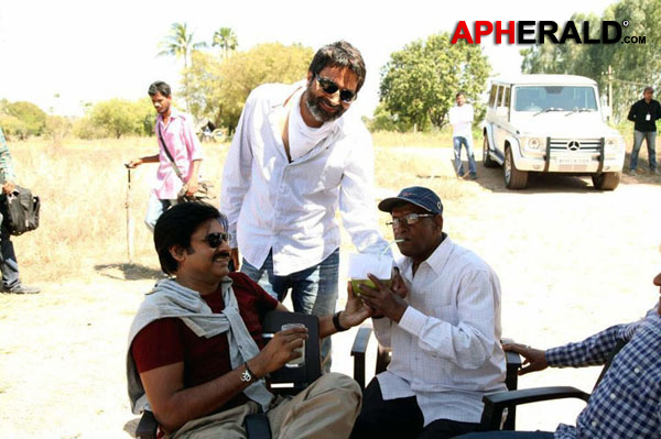 Sarada Movie Location Stills
