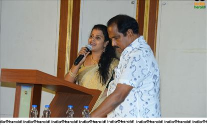 Uttj Mayukha Film Acting School Press meet Set 1